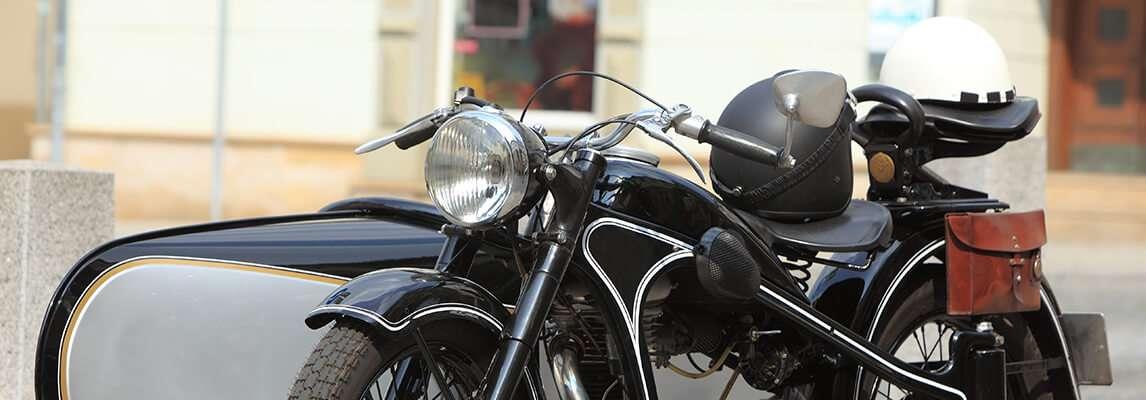 Sistemazione carrozzeria moto