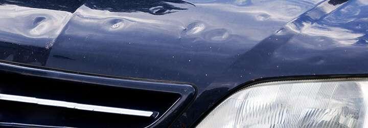 Riparazioni grandinate auto